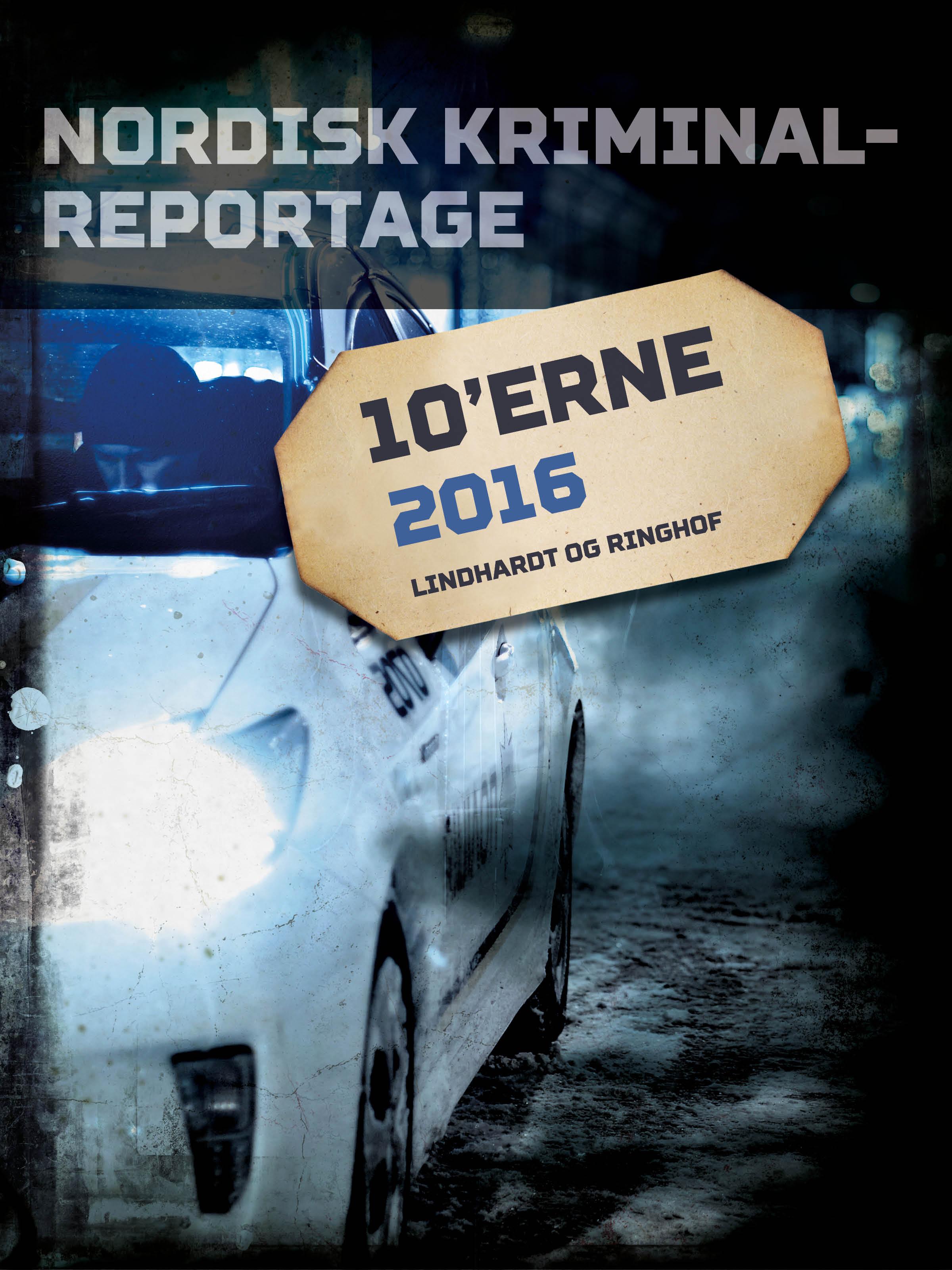 Nordisk Kriminalreportage, kriminalsager, efterforskning, politiarbejde