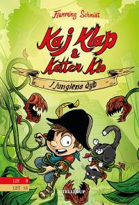 Kaj Klap & katten Klo #3: I junglens dyb